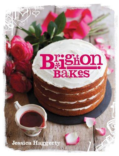 Brighton Bakes Book Cover
