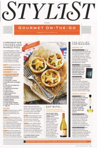 Brighton Bakes Recipe in Stylist Magazine