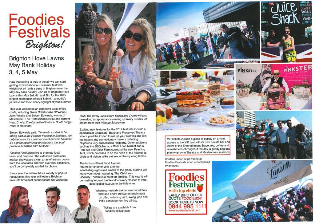 Brighton Foodies Fest